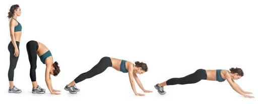 암워킹 운동방법