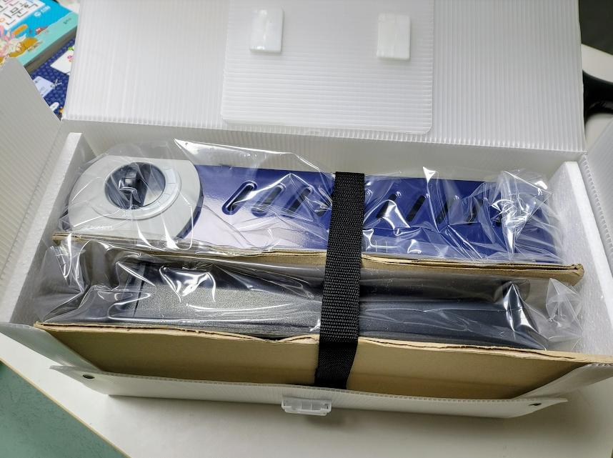 코베아 구이바다 2웨이 BBQ 가스그릴 포장
