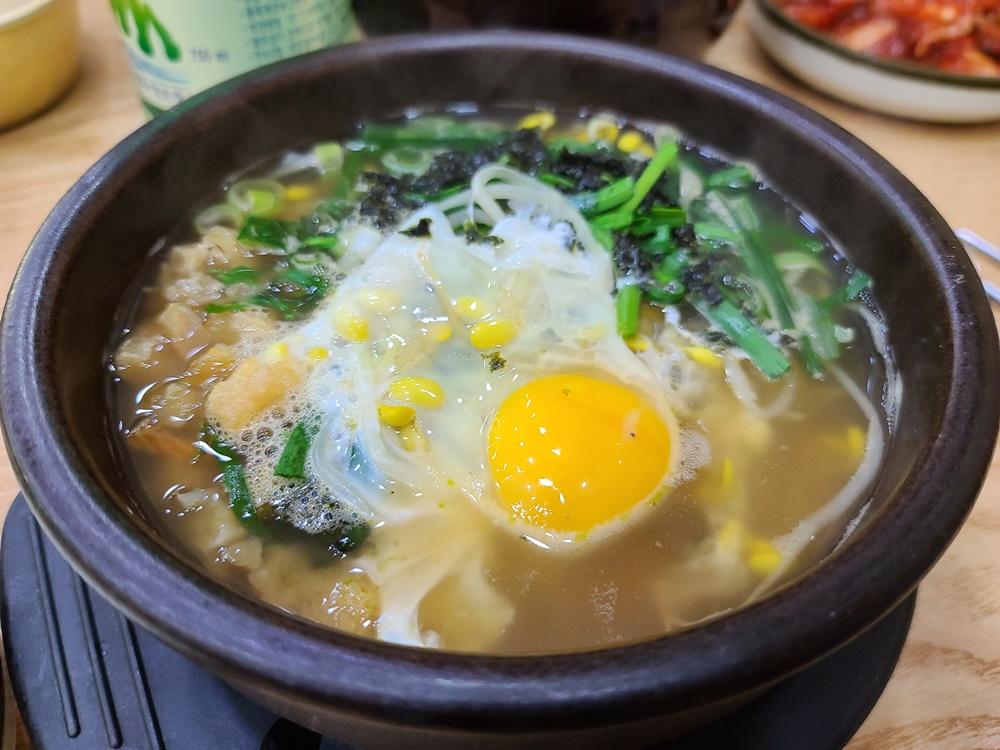 [영주 맛집]24시 전주 콩나물 국밥