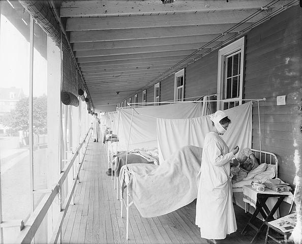 범유행 전염병의 역사