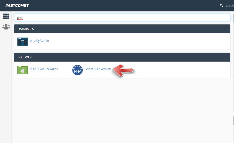 해외 웹호스팅 FastComet: PHP 8.0 지원