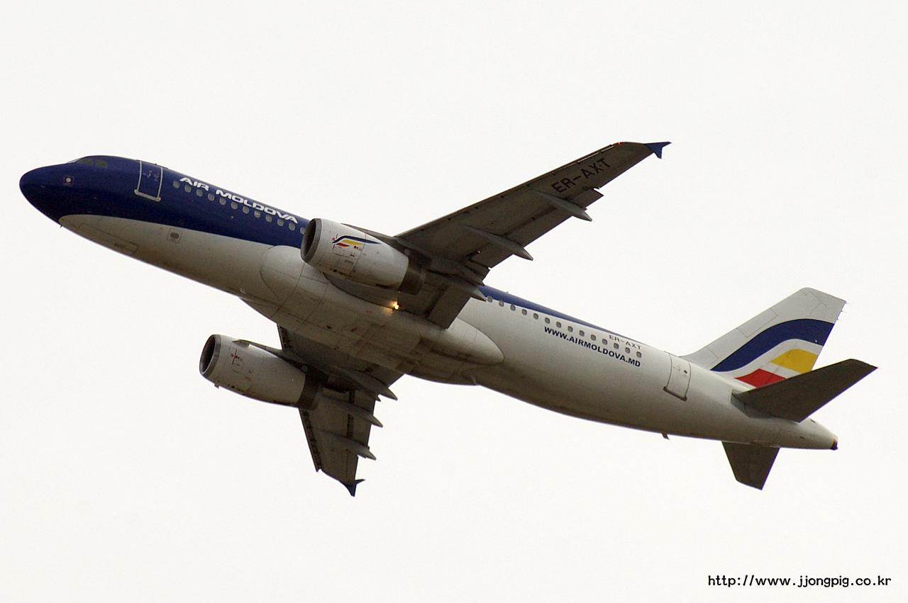 에어 몰도바 Air Moldova 9U MLD ER-AXT A320-200 Airbus A320-200 A320 프랑크푸르트-암 마인 공항 Frankfurt am Main (Rhein-Main AB) 프랑크푸르트 Frankfurt am Main FRA EDDF