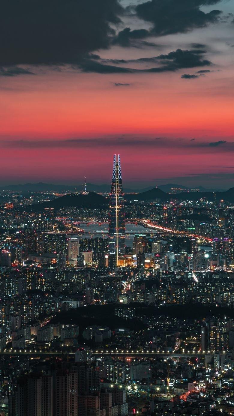 왜 서울은 다른 아시아 대도시들에 비해 스카이라인이 밀리는가