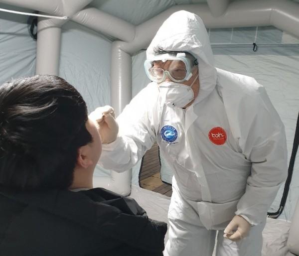 한국에서 미국 입국시 필요한 코비드 검사