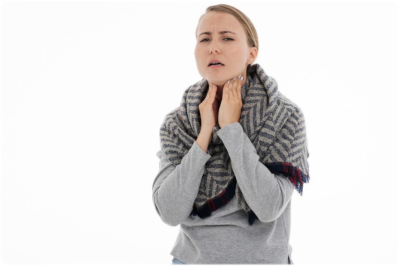 역류성 인후염