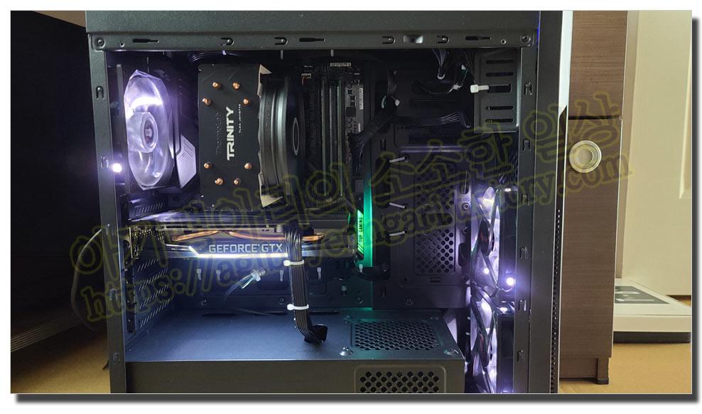 컴퓨터정상작동