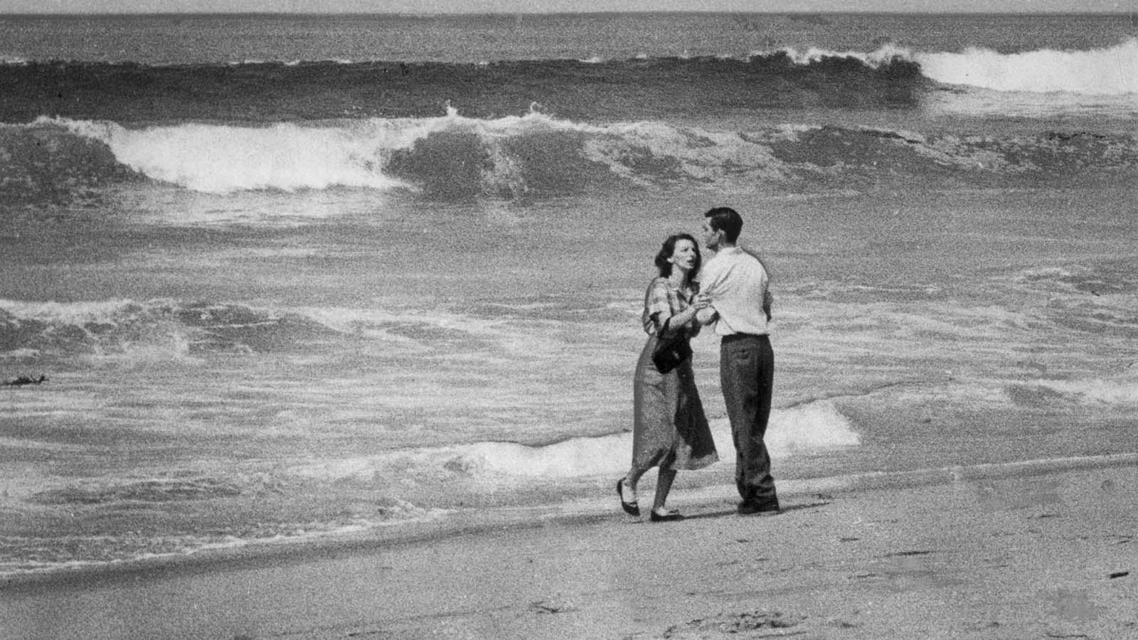 1955년 퓰리처 사진상을 받은 '바다에 의한 비극'과 논란