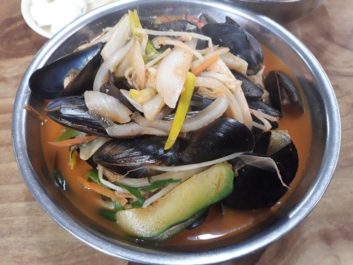 [구미맛집]오복반점 - 온갖 해산물이 듬뿍 시원한 해물짬뽕 맛집