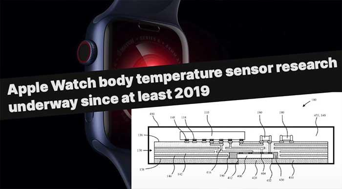 애플워치 온도측정 기능