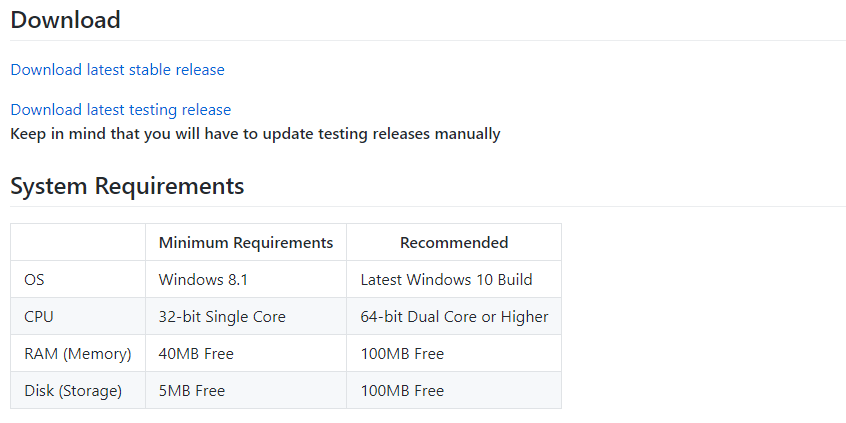 윈도우11 설치 가능여부 확인 사진1