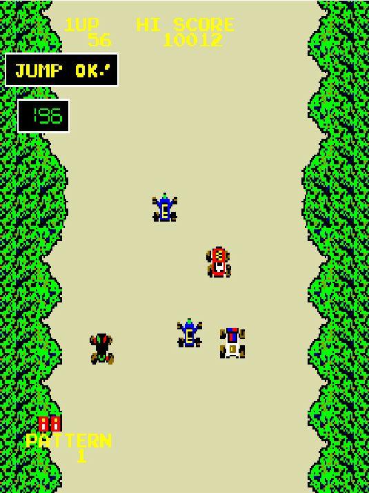 [BP/GAME] 추억의 고전 게임 'Bump 'n'Jump '