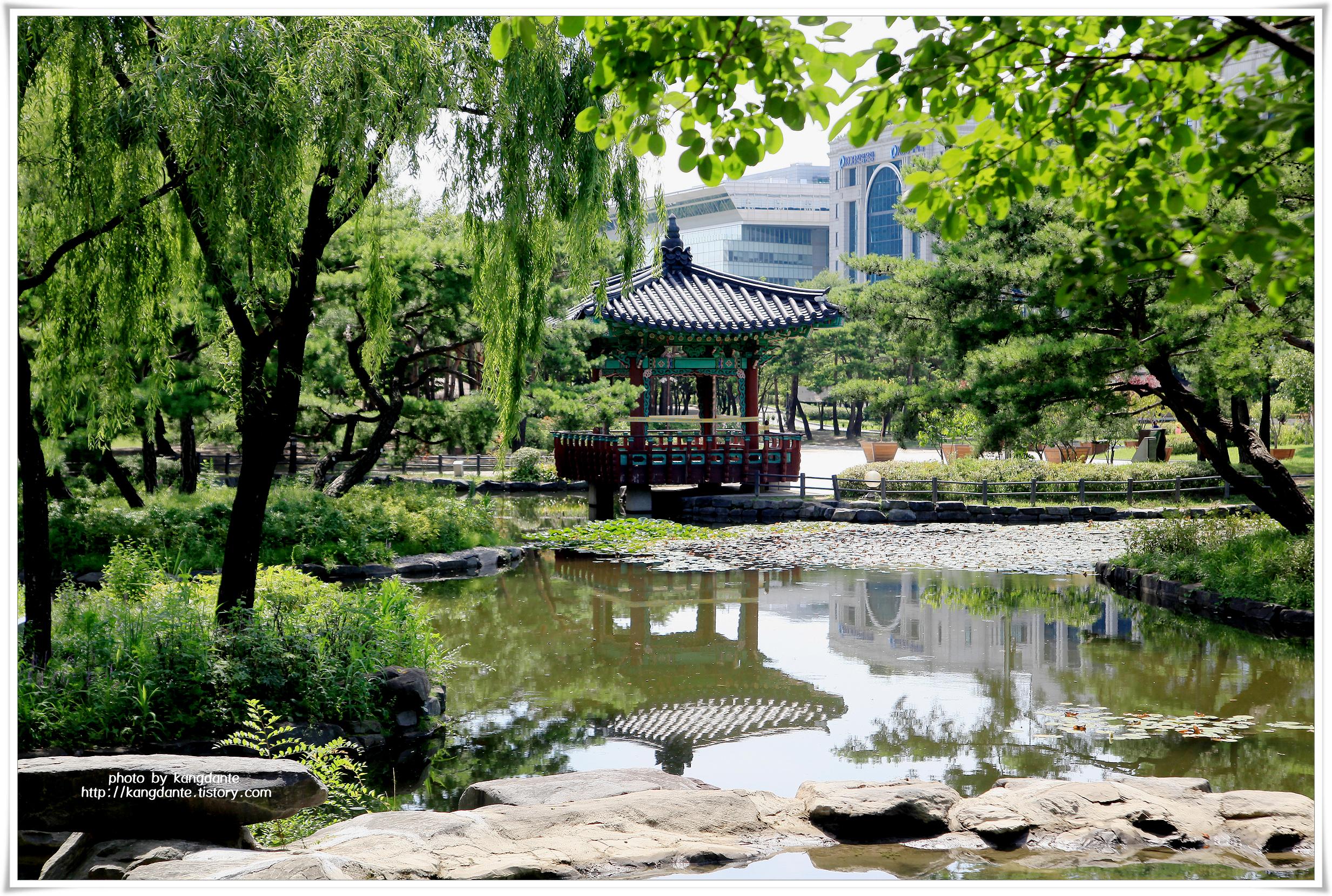 광장에서 자연생태공원으로 탈바꿈한 여의도공원(汝矣島公園)