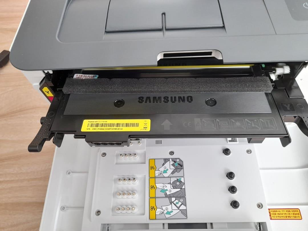 최저가 저렴한 컬러 레이저 프린터 구입