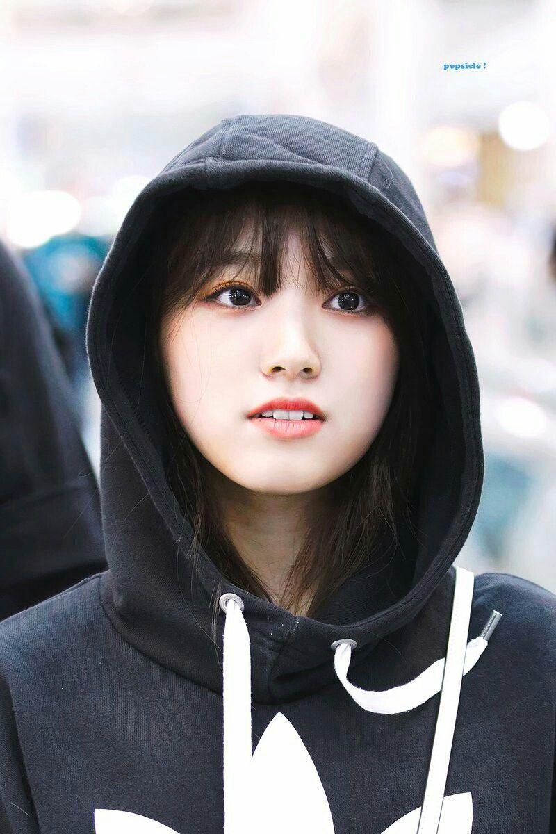 아이즈원 야부키나코