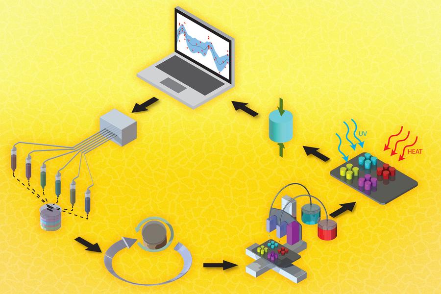 MIT, '기계 학습 적용한 3D 프린팅 재료 최적화 기술' 개발