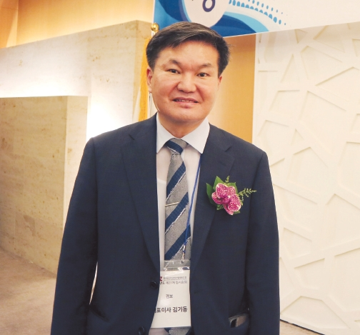 <스페셜 인터뷰> 한국의 승강기 유지관리업이 다시 일어날 수 있도록 함께 힘을 모읍시다 한국승강기관리산업협동조합 김기동 이사장