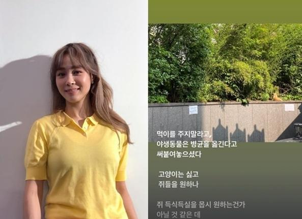 옥주현 SNS캡쳐