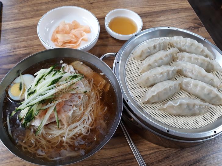 [김해맛집]사계절밀면 - 쫄깃하고 시원한 여름 별미 밀면 맛집