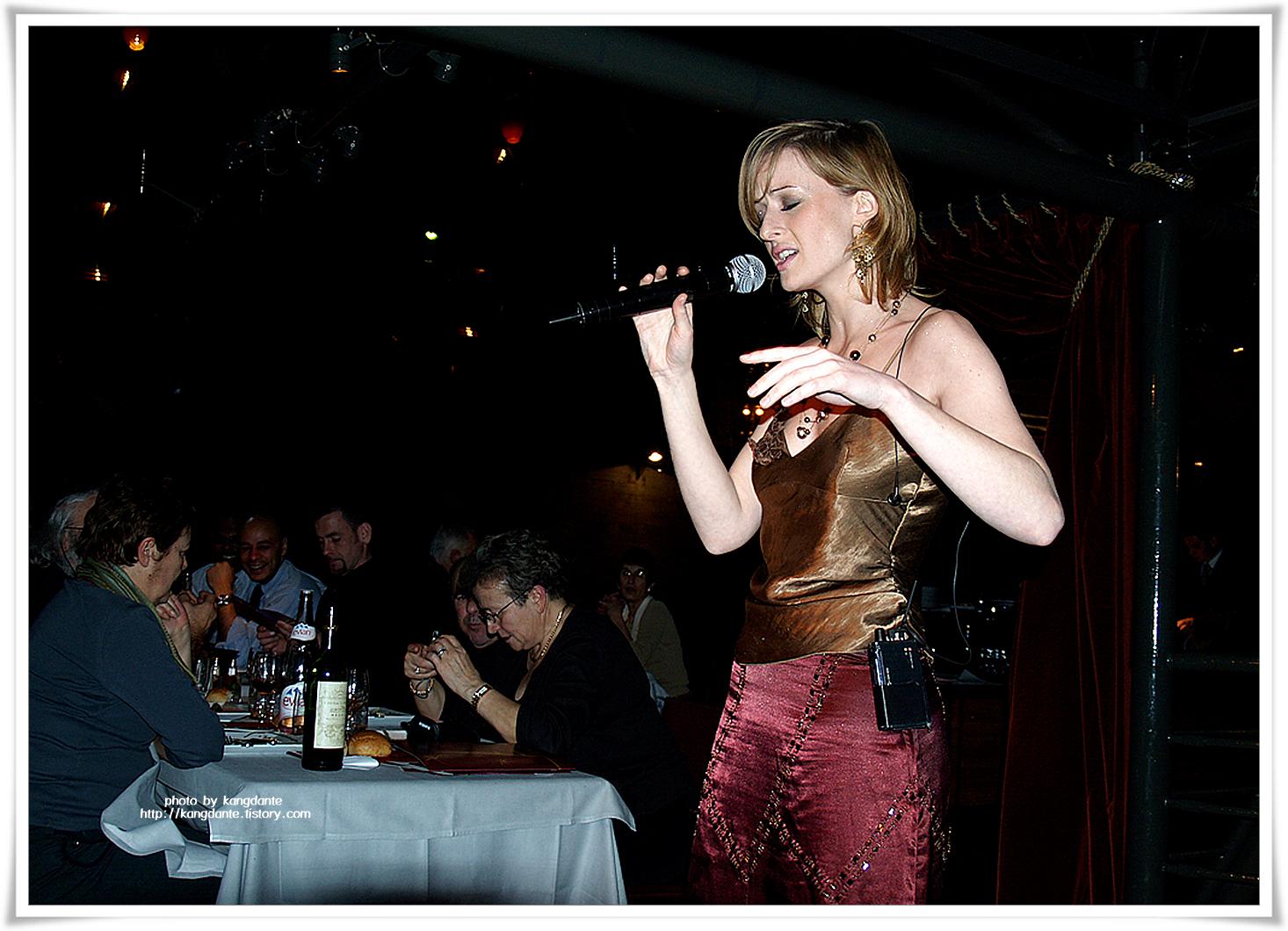 파리 세느강의 유람선 저녁식사, 바또 파리지엥(Bateaux Parisiens)