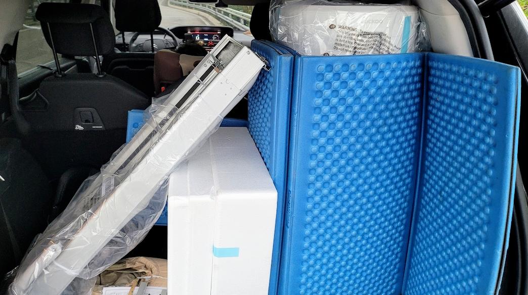쿠쿠 창문형에어컨 CA-AW0610W 직접 구매 설치후기 사진2
