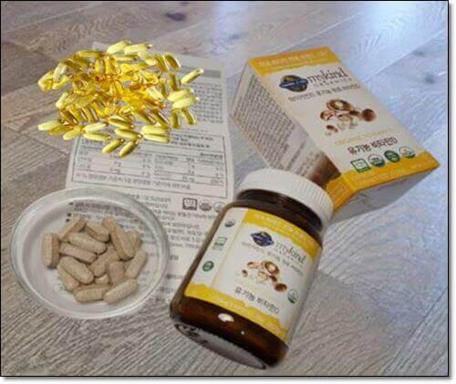 비타민 D 보충제