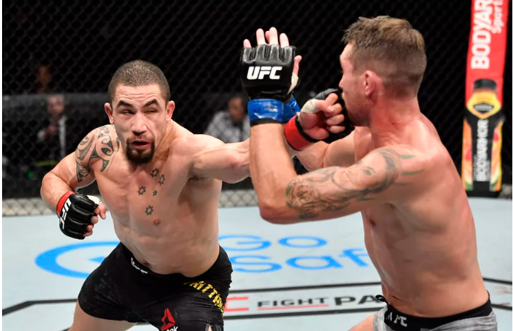 UFC 파이트아일랜드3 휘태커 VS 틸 이후 예상가능한 매치메이킹 - 칼라 에스파르자의 다음 시합은 넘버원 컨텐더 매치가 될까?