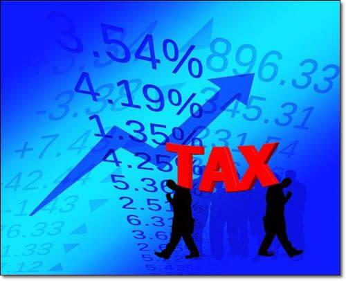 주식 매매차익 세금
