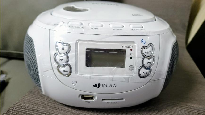 인비오 IPC-8090HD 개봉기 사진3