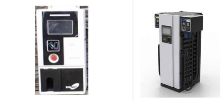 벽부형충전기-이동형충전기-비교
