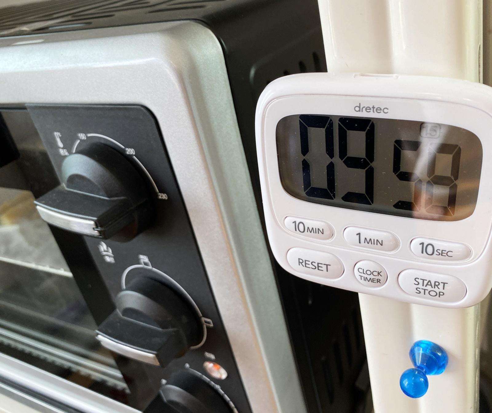 오븐 200도 10분 굽기