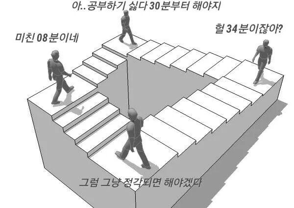 뫼비우스의 계단
