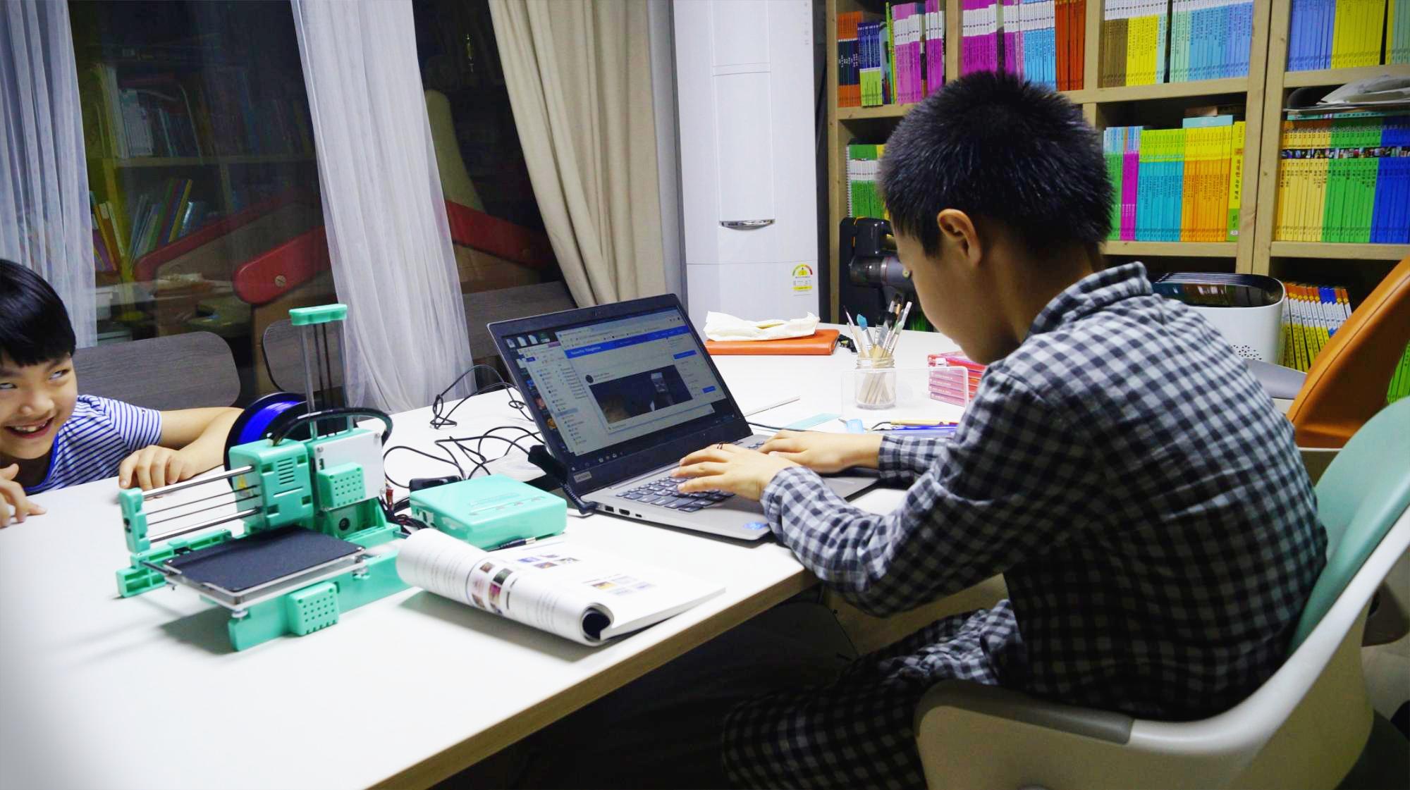 손도리닷컴 피코 3D 프린터