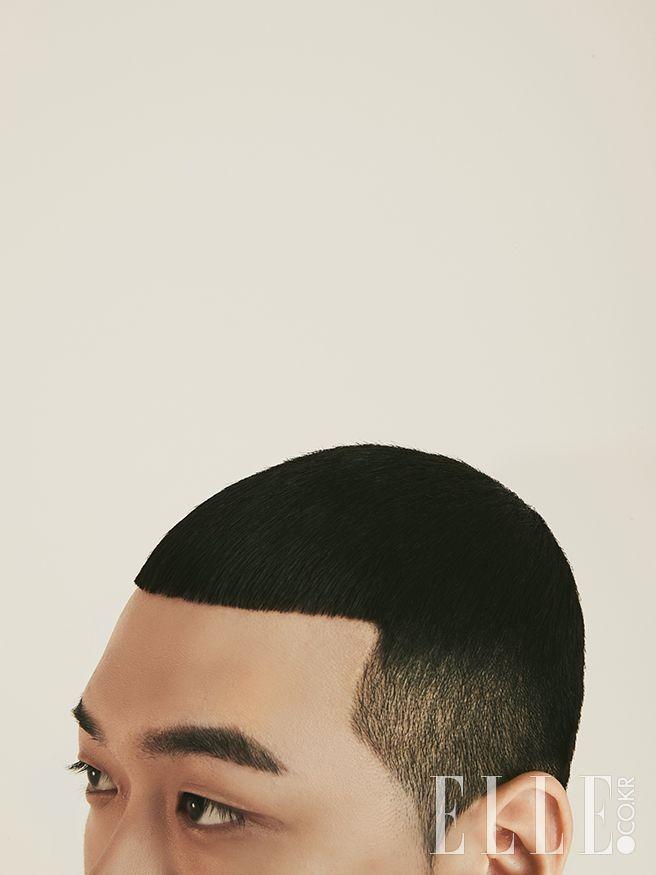 남자 짧은 머리 포마드 스타일