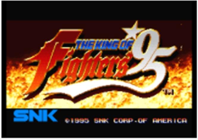 더 킹 오브 파이터즈 95