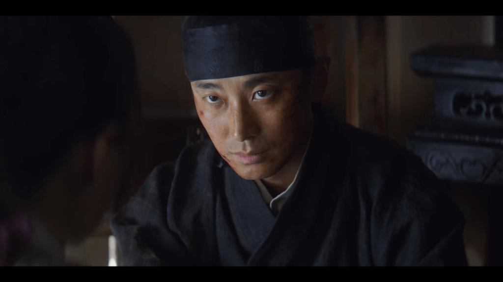 킹덤 시즌2 줄거리 (2화-2), 허준호, 안현의 통쾌한 한방