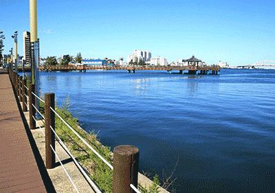 속초 호수공원