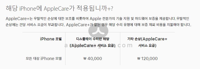 아이폰 액정수리 리퍼비용 10