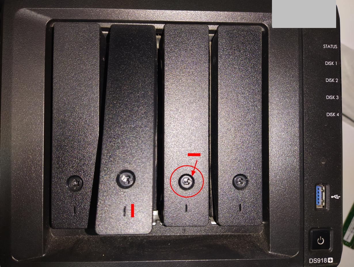 시놀로지 Synology nas DS918+ 12G 메모리 업그레이드 하기