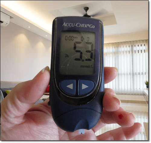 혈당측정기