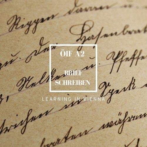 Brief schreiben thema urlaub