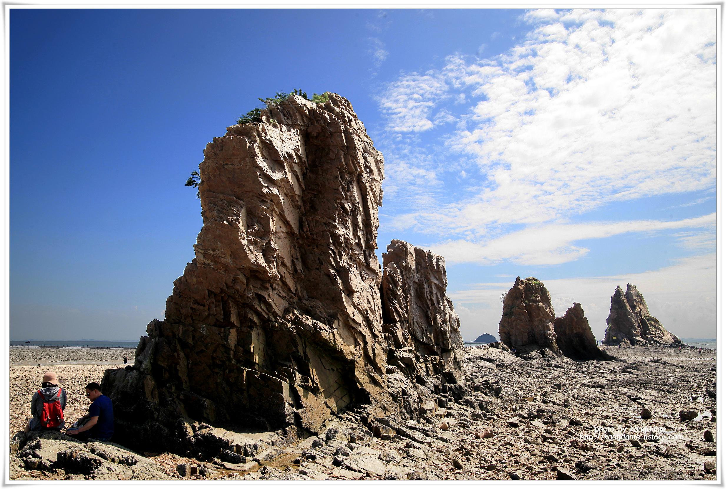 [한장의 사진] 제부도(濟扶島) 매바위