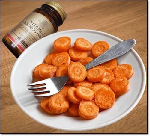 당근과 비타민a