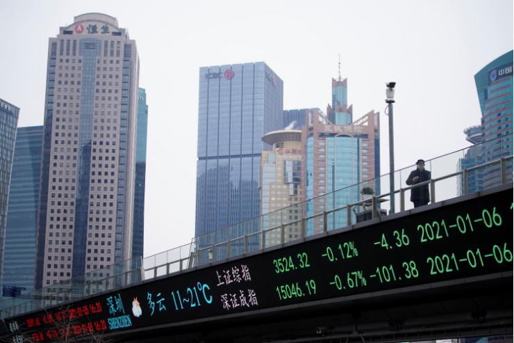 홍콩 항셍테그 투자