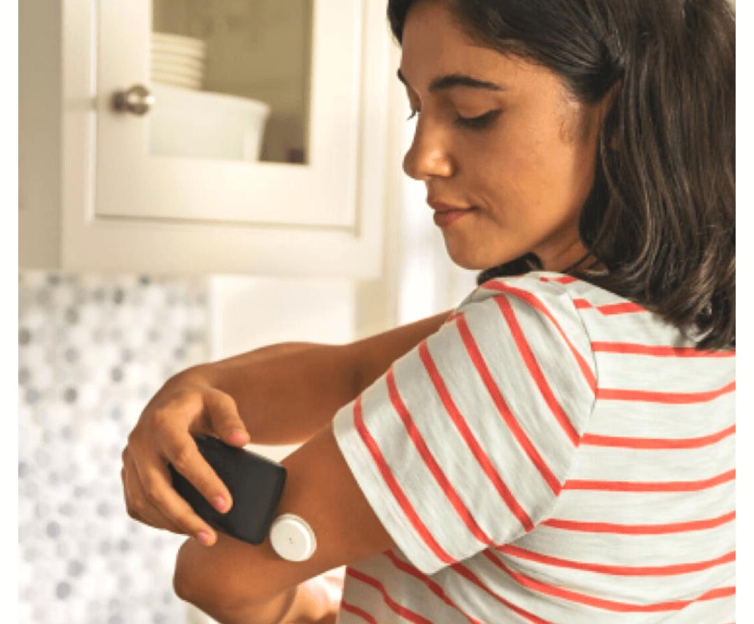 혈당측정기-스마트폰-FDA-당뇨병-혈당수치-애보트-Abbott-혈당