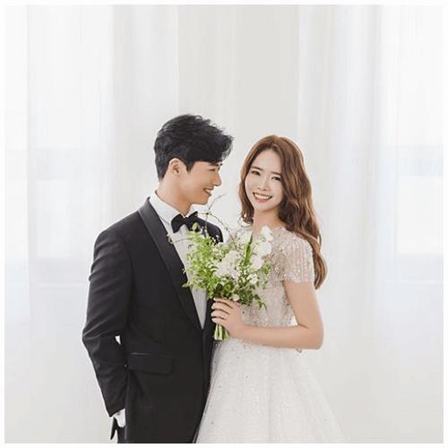 오종혁-신부-결혼식