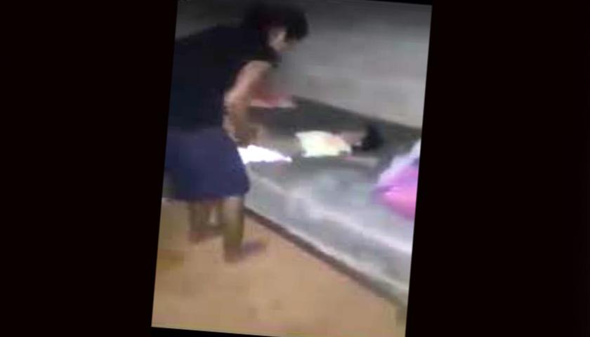 정체불명 '정인이' 가짜 동영상 확산…기저귀 갈면서 폭행