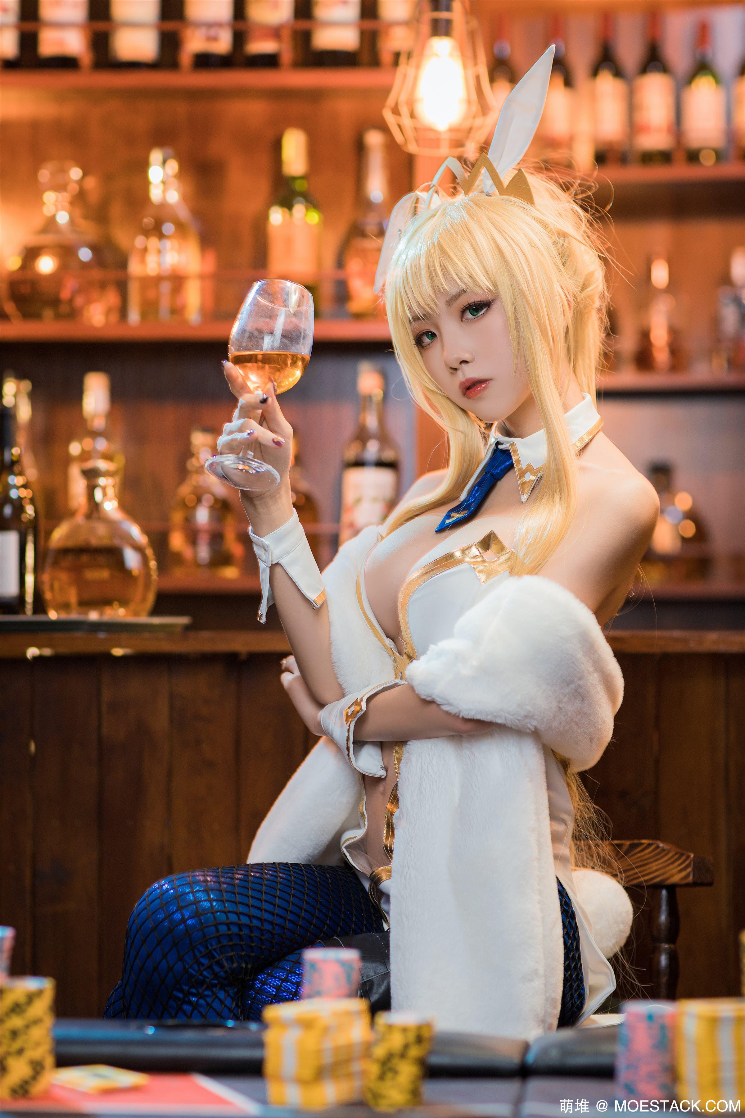 cool mood cosplay girl