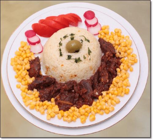 옥수수 음식