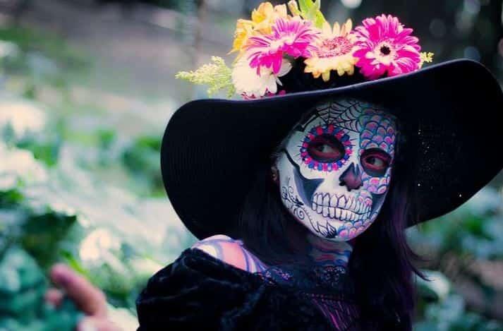 죽음, 축제