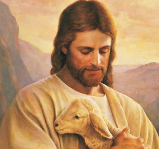 예수의 비유와 잃은 양 비유